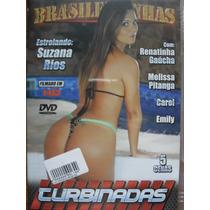 Dvd Turbinadas Renatinha Gaucha Brasileirinhas Frete Gratis
