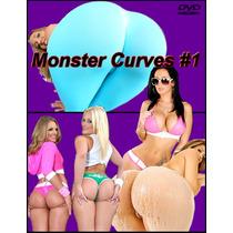 Dvd Monster Curves 1 - Bunda Grande Peito Grande Só Gostosa.