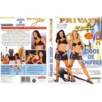 Dvd Private Gold - Jogos De Chifre!, Pornográfico, Original