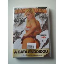 Brasileirinhas - Dvd A Gata Endoidou - Lacrado!!!!