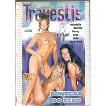 Dvd Bonecas Do Sexo Brazilian Travestis Seminovo Original