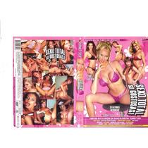 Dvd Pornô, Sexo Total Só Gostosas!, Sexo Anal, Original