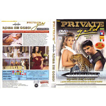 Dvd Private Gladiador Il, Roma Em Gozo!, Pornô, Original