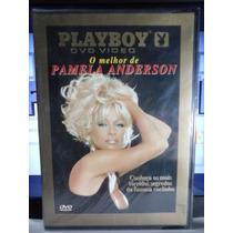 Dvd Playboy O Melhor De Pamela Andreson ( Lacrado )