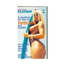 Vhs Playboy Making Of Feiticeira Joana Prado Original