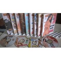 Lote 10 Dvds Brasileirinhas Frota, Imperator, Cadillac,