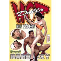 Dvd - Hot Dolls - Big Pricks Travesti - Hardsexy (usado)