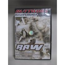Dvd Raw - Buttworx - Frete 8,00