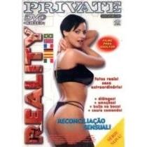 Dvd Pornô Erótico Reconciliação Sensual Reality Private
