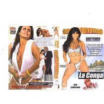 Dvd Brasileirinhas, Gretchen La Conga, Anal, Pornô, Original