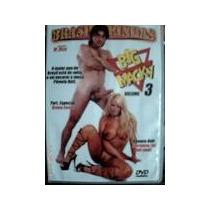 Dvd Big Macky 3 Pamela Butt Bruna Ferraz Frete Gratis