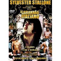 Dvd O Garanhão Italiano Sylvester Stalone Seminovo Original