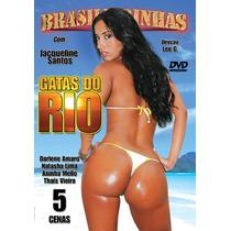 Dvd Brasileirinhas Gatas Do Rio