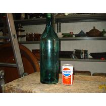 Garrafa Vidro Antigo Farmacia - Armazem