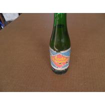 Garrafa Antiga De Refrigerante Soda Champagne Antartica