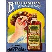 Imã De Geladeira Propaganda Antiga Do Biotônico Fontoura