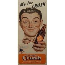 Imã De Geladeira Refrigerante Crush