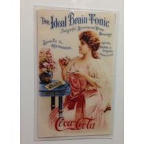 2 Imã De Geladeira Propaganda Da Coca Cola Antiga