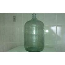 Antigo Garrafão De Água De Vidro Rochagua 20 Litros