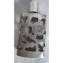 Perfumeiro Perfume Vidro Prata