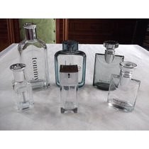 Vidros De Perfumes Vazio Importados Lote 1