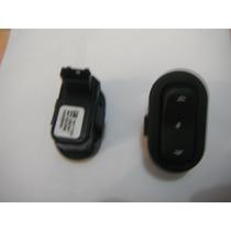 Botão Porta Vidro Eletrico Simples Celta Astra Corsa Zafira