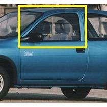 Vidro Porta Corsa 2 Portas Lado Esquerdo 1996 A 2002
