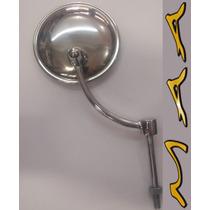 Espelho Retrovisor De Pino De Porta Do Fusca Modelo Coluna
