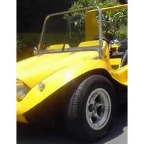 Para-brisa Verde Buggy Kadron,porsche 356 550 Cobra F40