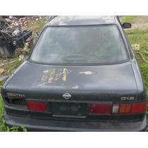 Vidro Vigia Traseiro Da Sucata Nissan Sentra Gxe 94 95 96 97