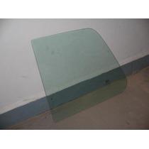 Saveiro Antiga 82 / 96 (quadrada) Vidro Verde Fixo Traseiro