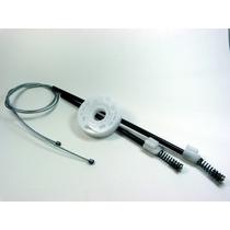 Kit Reparo Maquina Vidro Eletrico Gol G5 4 Portas Dianteiro