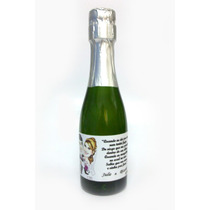 Mini Espumante Brut 187ml Personalizado