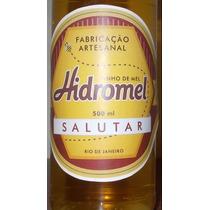 A Bebida Dos Vikings: Hidromel Salutar 500ml Receita Nórdica