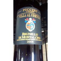 Vinho Brunello Di Montalcino Piccini - 2008
