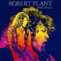 Lp Robert Plant Manic Nirvana 1990 Atlantic Nacional+encarte