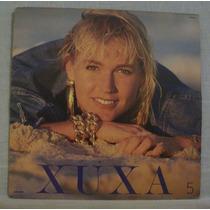 Lp Xuxa - Xou Da Xuxa 5 - Som Livre - 1990 (com Encarte)