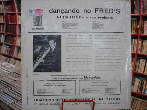 Vinil / Lp - Guimarães E Seu Conjunto - Dançando No Freds