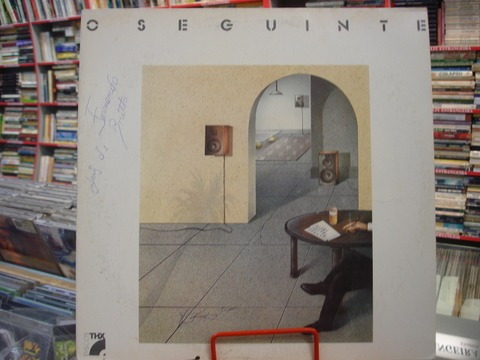 Vinil / Lp - O Seguinte - Esse Dia Vai Chegar - 1991