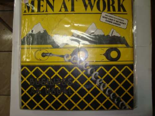 Vinil - Men At Work