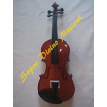 Violino 4/4 Mavis 1410 Com Espaleira