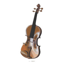 Violino Csr 488 4/4 Fosco Lançamento Com Case Frete 12 X