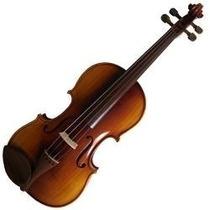 Violino Rolim 4/4 Artesanal Rajado Verniz.
