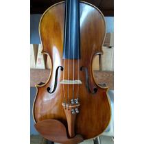 Violino Luthier Modelo Stradivárius - Escuro