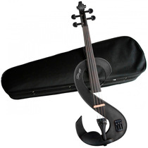 Violino Elétrico 4/4 Stagg Evn - Preto