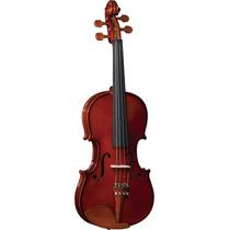 Violino Envernizado 3/4 Ve431 - Eagle + Estojo E Arco!!
