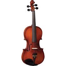Frete Grátis - Eagle Ve244 Violino Completo 4/4 Envelhecido