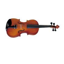 Violino Michael Vnm40 4/4 Arco De Crina Animal Boxwood Serie