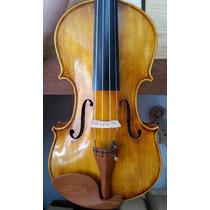 Violino Luthier Modelo Stradivárius-claro