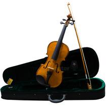 Violino 3/4 Estudante Dominante C/ Hard Case + Arco + Breu